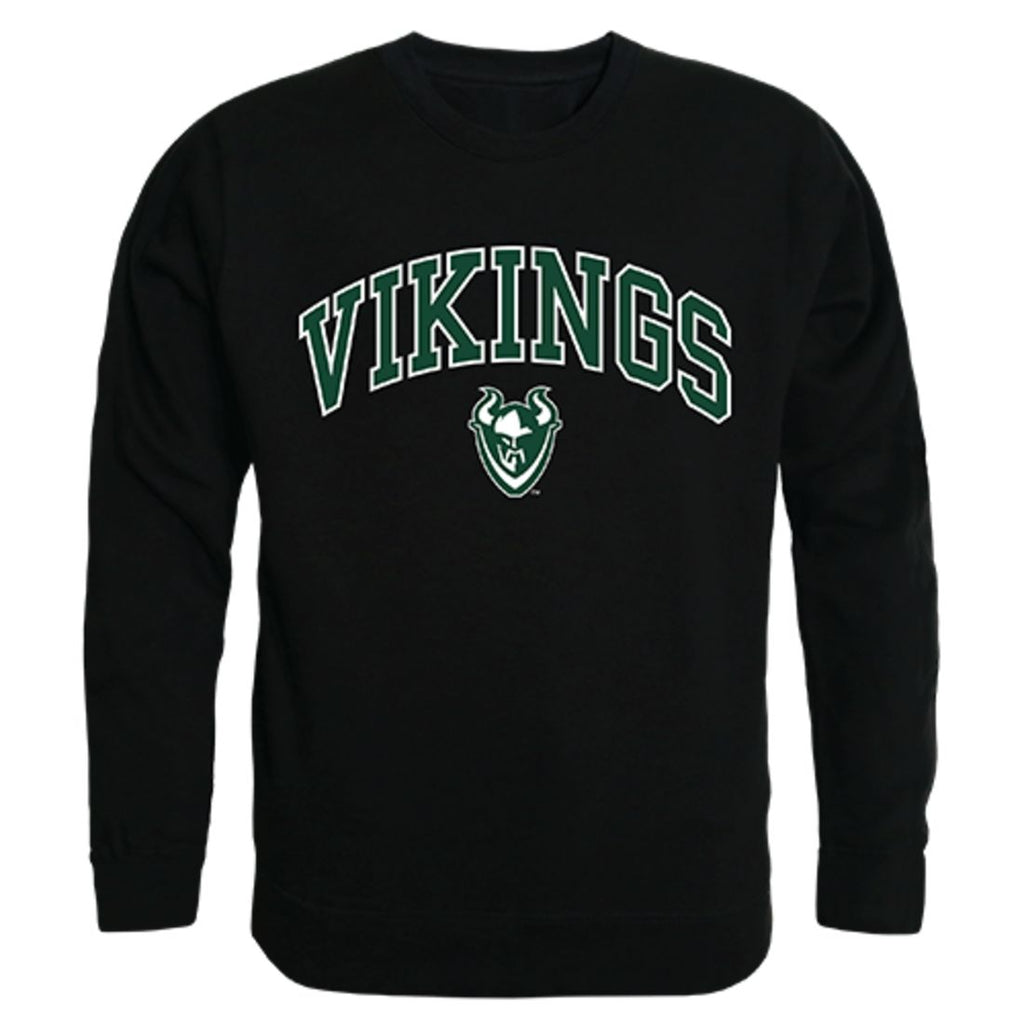 PSU Portland State University Campus Crewneck Pullover Sweatshirt Sweater Black