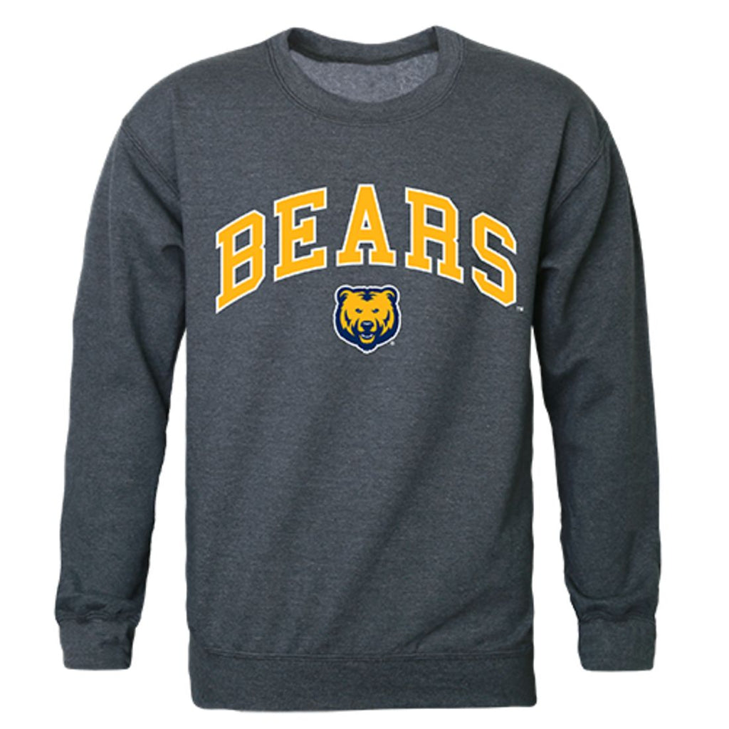 University of Northern Colorado Campus Crewneck Pullover Sweatshirt Sweater Heather Charcoal