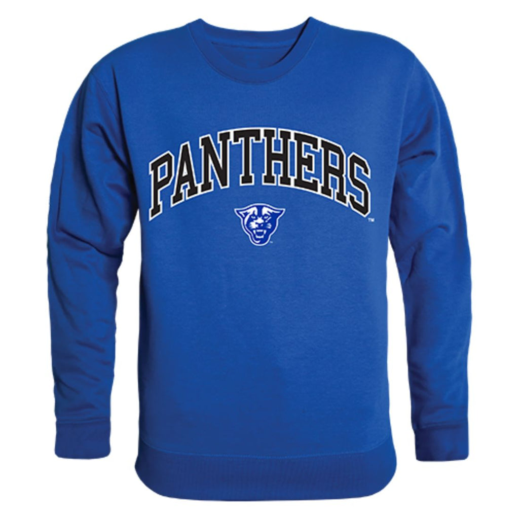 GSU Georgia State University Campus Crewneck Pullover Sweatshirt Sweater Royal