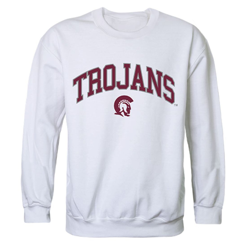 Arkansas at Little Rock Campus Crewneck Pullover Sweatshirt Sweater White