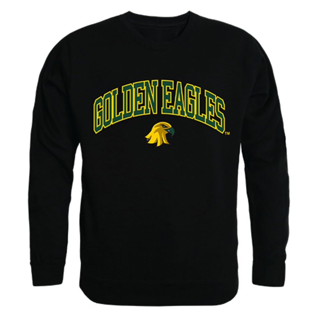 SUNY College at Brockport Campus Crewneck Pullover Sweatshirt Sweater Black