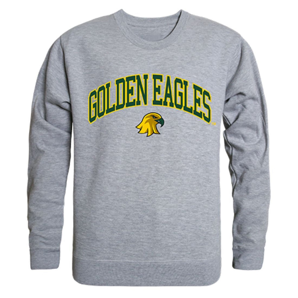 SUNY College at Brockport Campus Crewneck Pullover Sweatshirt Sweater Heather Grey