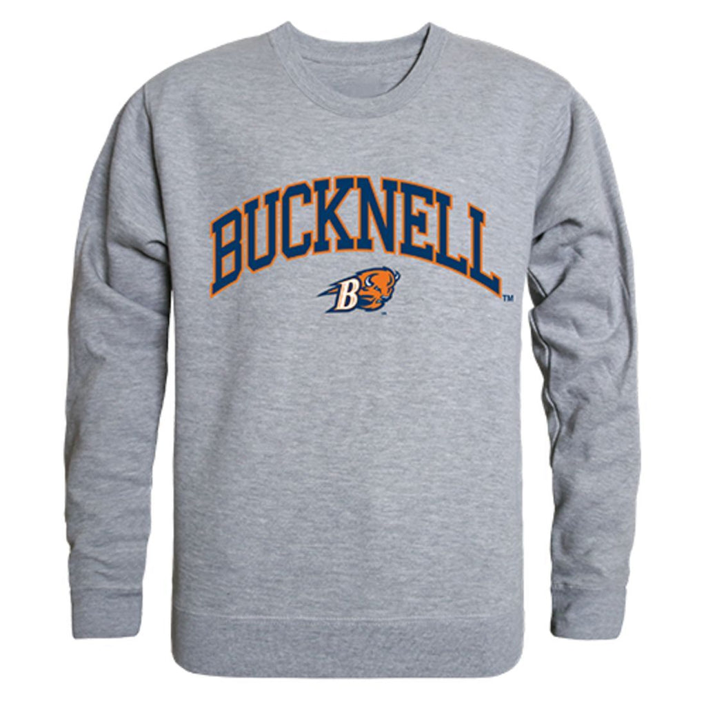 Bucknell University Campus Crewneck Pullover Sweatshirt Sweater Heather Grey