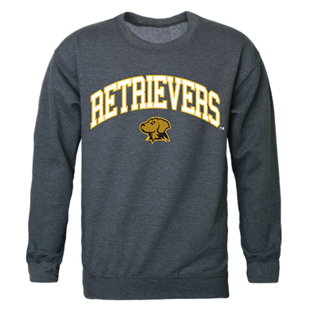 UMBC University of Maryland Baltimore Campus Crewneck Pullover Sweatshirt Sweater Heather Charcoal