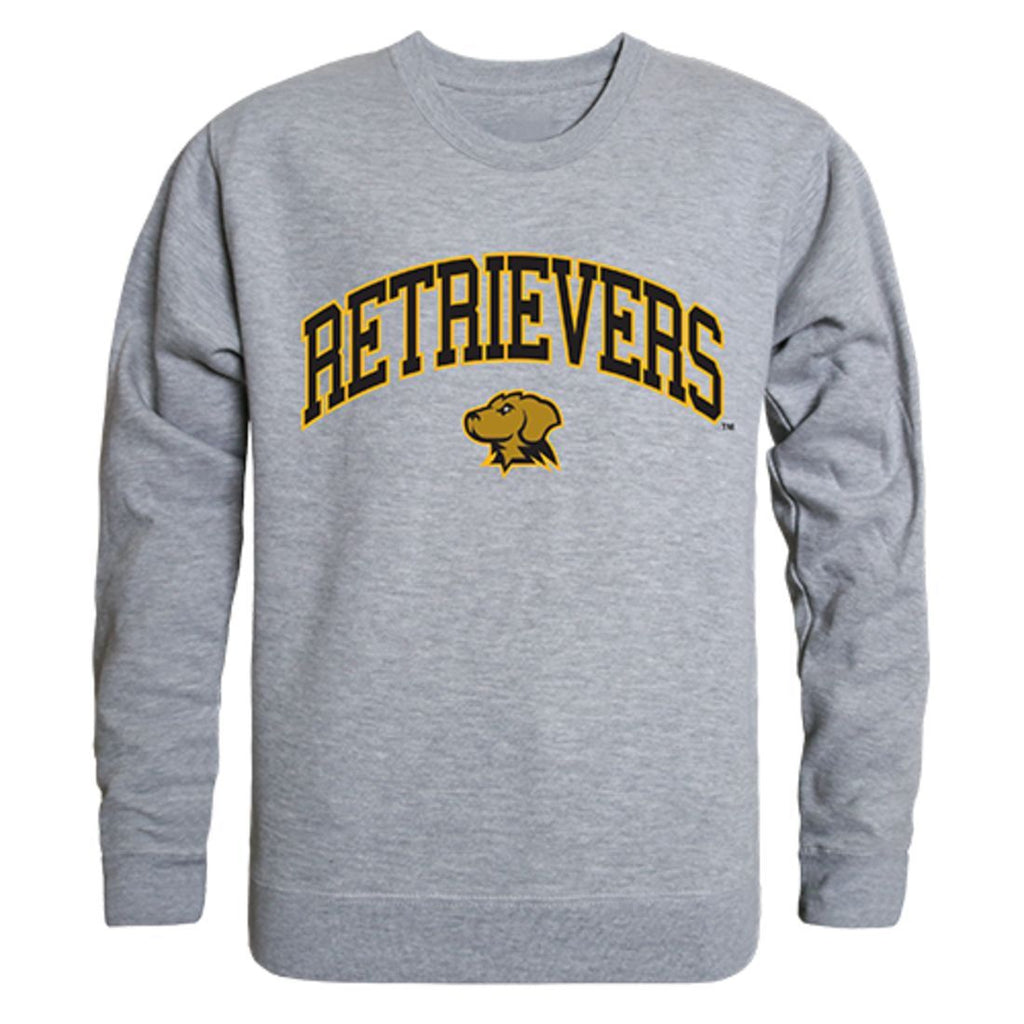 UMBC University of Maryland Baltimore Campus Crewneck Pullover Sweatshirt Sweater Heather Grey