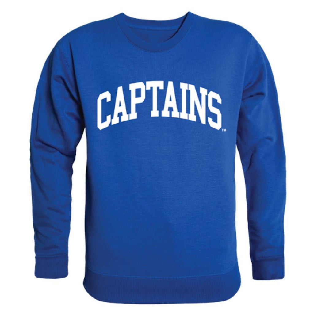 CNU Christopher Newport University Captains  Arch Crewneck Pullover Sweatshirt Sweater Royal