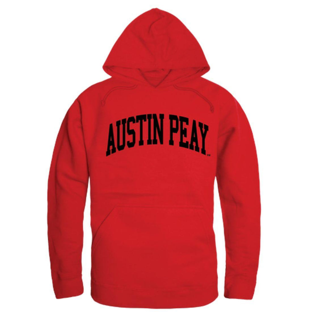 APSU Austin Peay State University Governors College Hoodie Sweatshirt Red