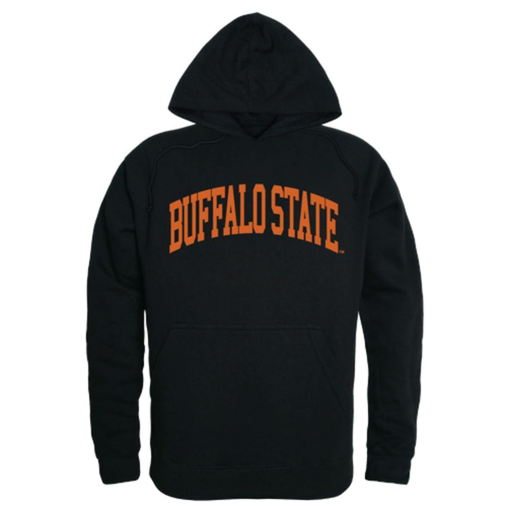 SUNY Buffalo State College Bengals College Hoodie Sweatshirt Black