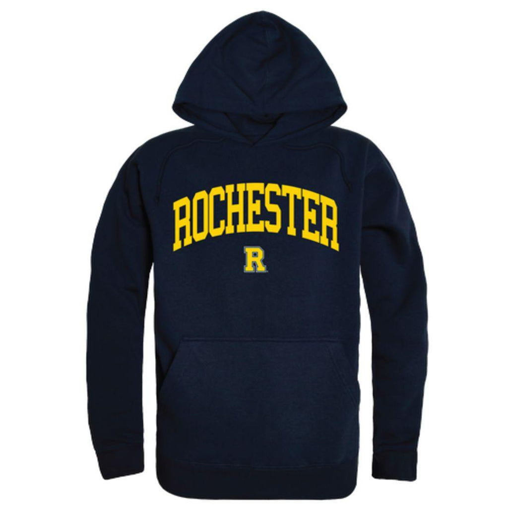 University of Rochester Yellowjackets College Hoodie Sweatshirt Navy