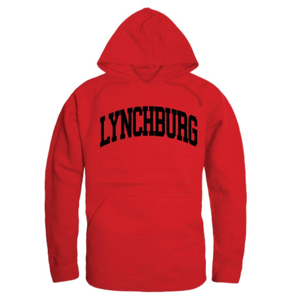 Lynchburg College Hornets College Hoodie Sweatshirt Red