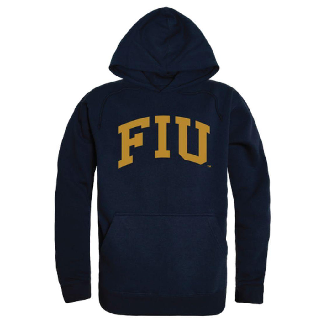 FIU Florida International University Panthers College Hoodie Sweatshirt Navy