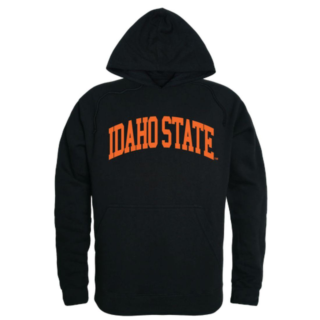 ISU Idaho State University Bengals College Hoodie Sweatshirt Black