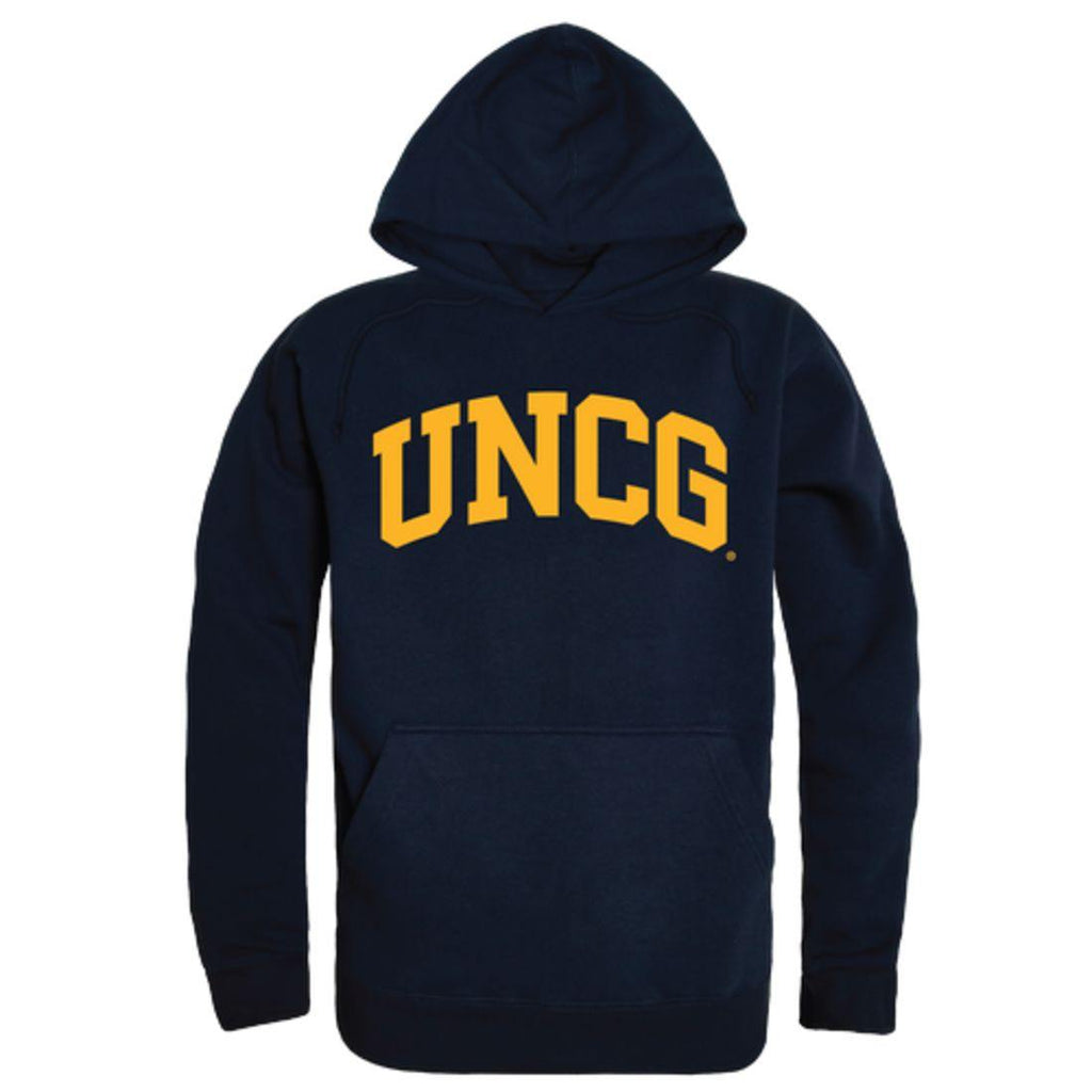UNCG University of North Carolina at Greensboro Spartans College Hoodie Sweatshirt Navy
