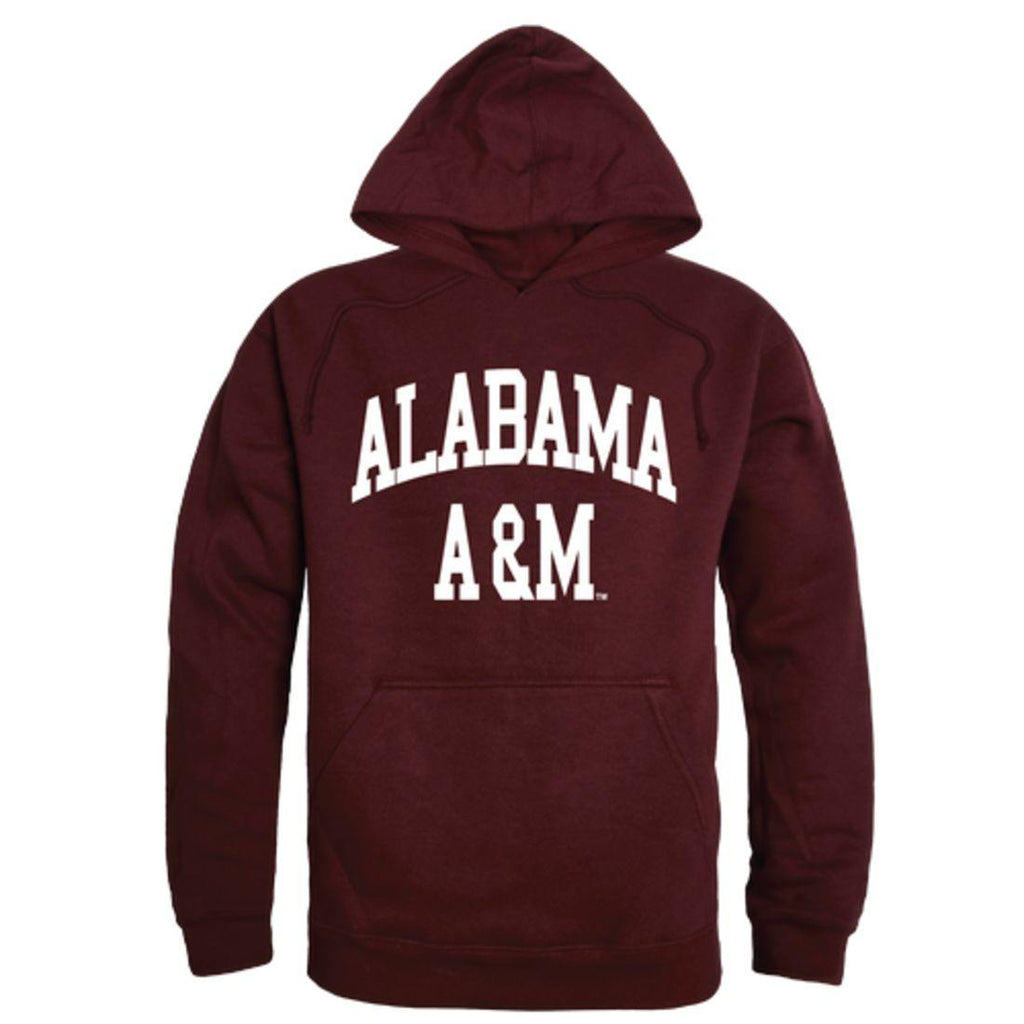 AAMU Alabama A&M University Bulldogs College Hoodie Sweatshirt Maroon