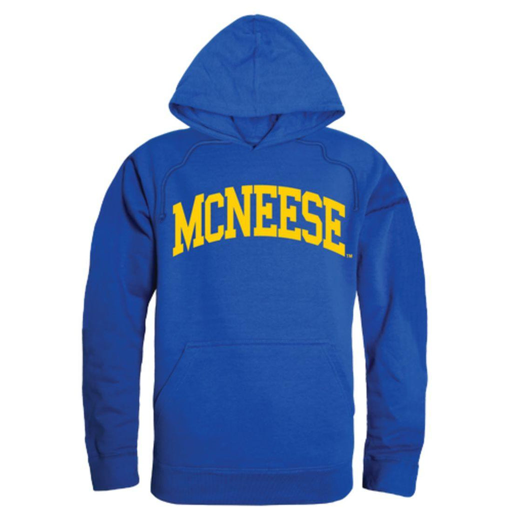 McNeese State University Cowboys and Cowgirls College Hoodie Sweatshirt Royal
