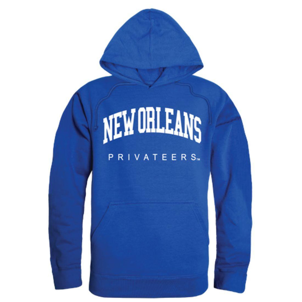 UNO University of New Orleans Privateers College Hoodie Sweatshirt Royal