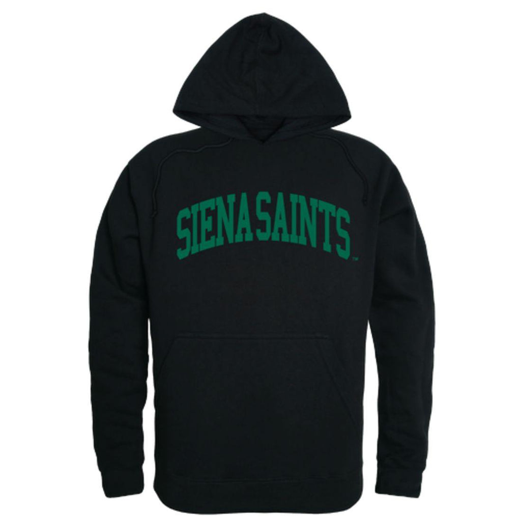 Siena College Saints College Hoodie Sweatshirt Black