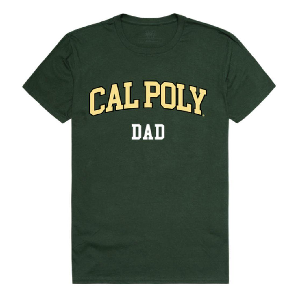 Cal Poly California Polytechnic State University Mustangs College Dad T-Shirt