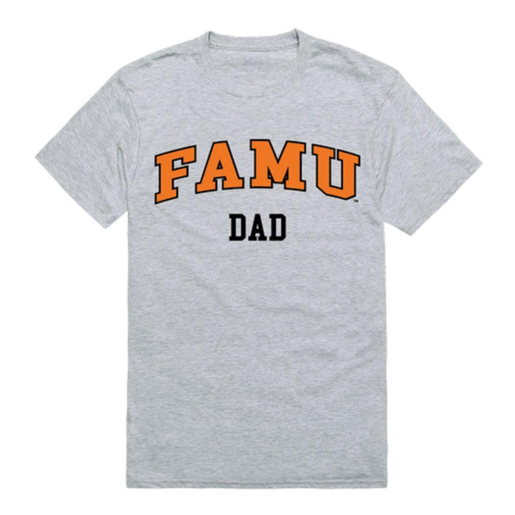 FAMU Florida A&M University Rattlers College Dad T-Shirt