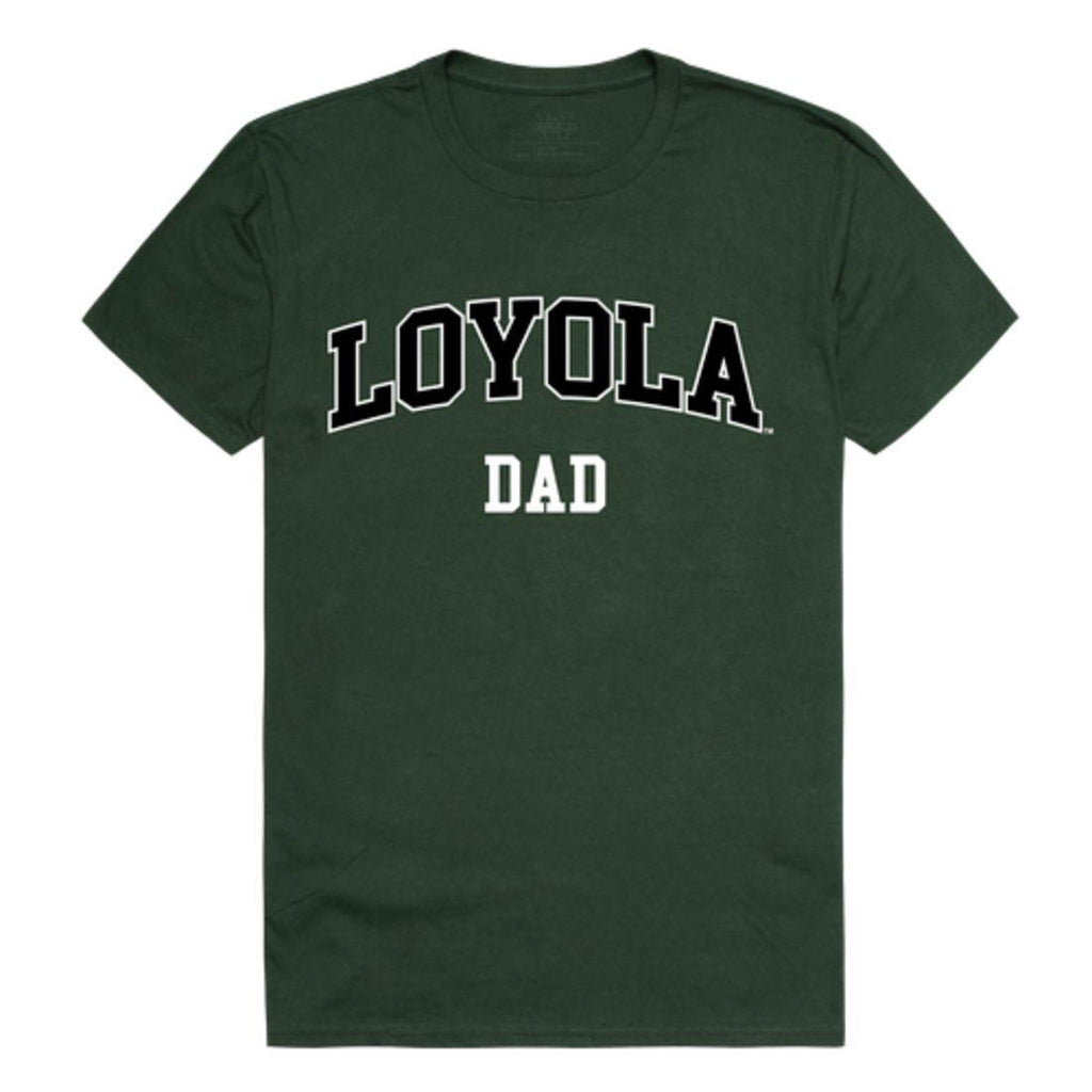 Loyola University Maryland Greyhounds College Dad T-Shirt