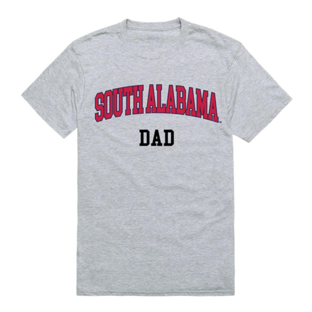 University of South Alabama Jaguars College Dad T-Shirt