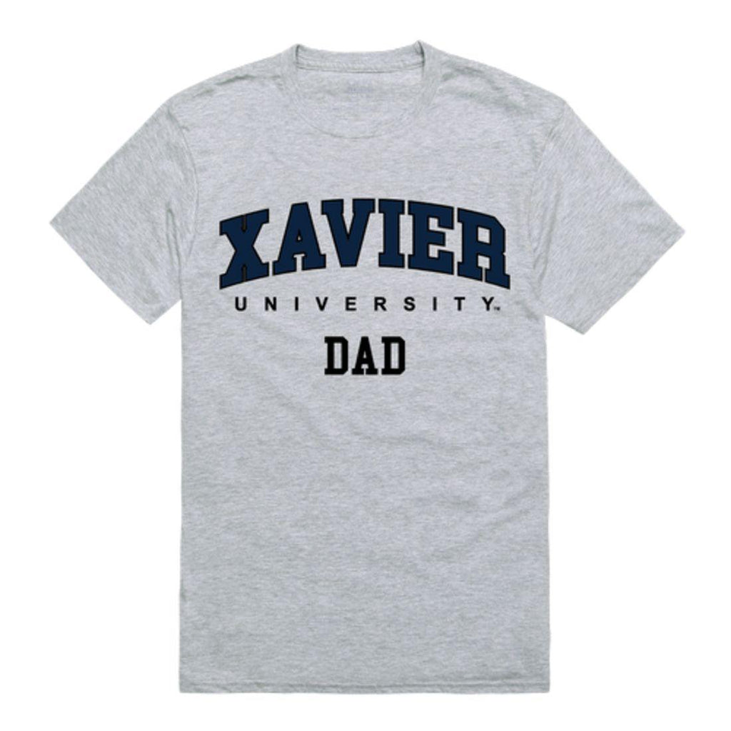 Xavier University Musketeers College Dad T-Shirt