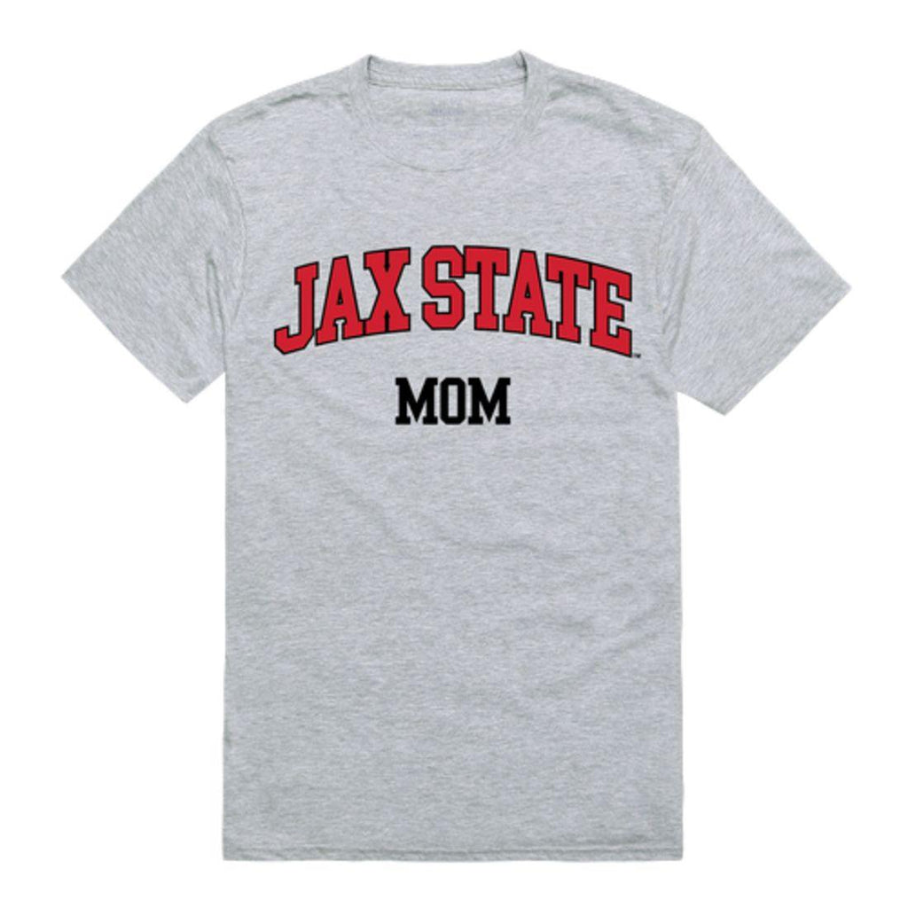 JSU Jacksonville State University Gamecocks College Mom Womens T-Shirt