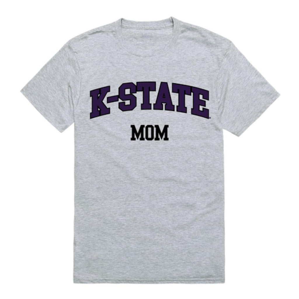 KSU Kansas State University Wildcats College Mom Womens T-Shirt