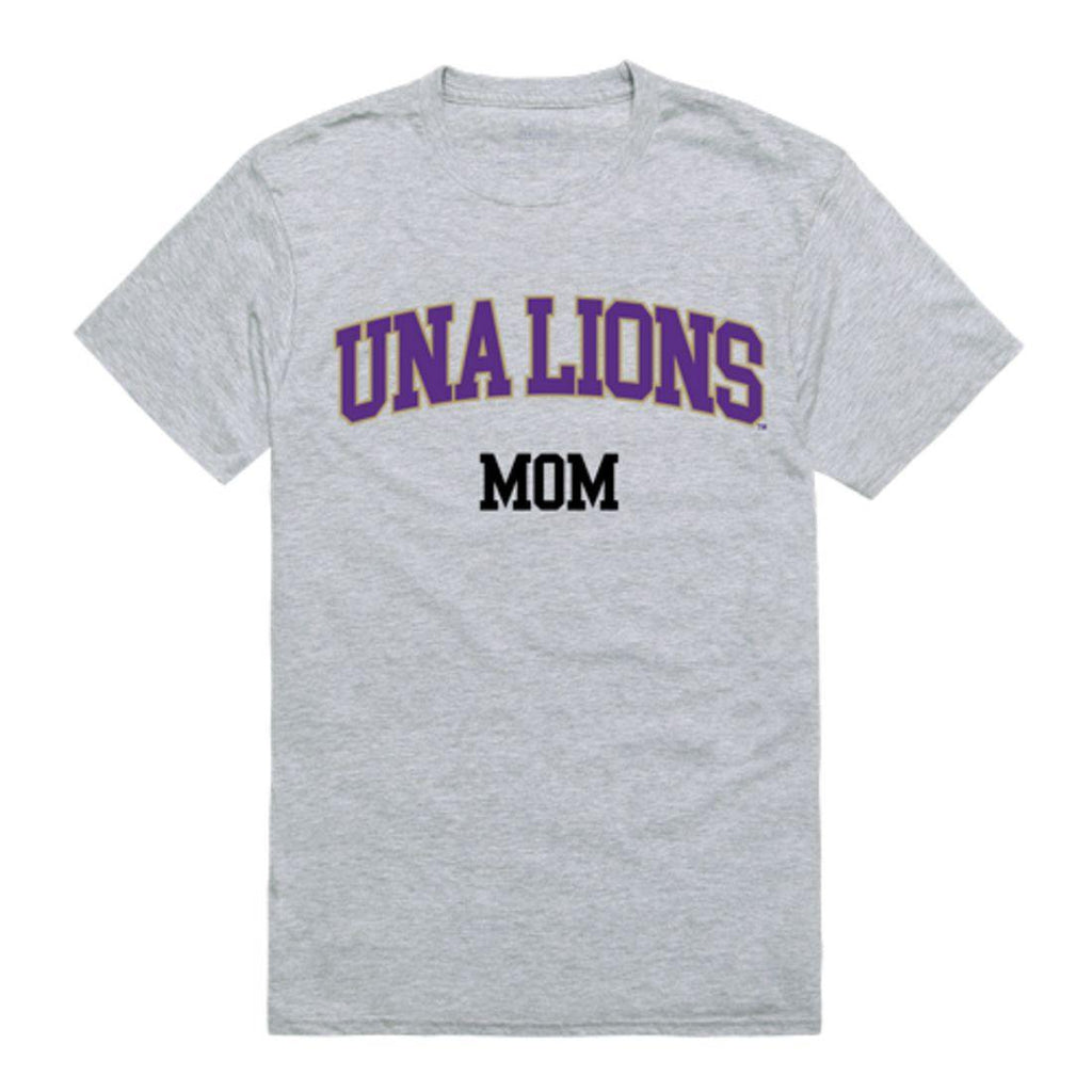 UNA University of North Alabama Lions College Mom Womens T-Shirt