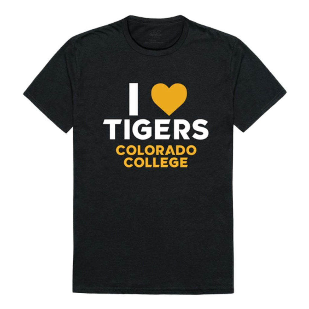 I Love Colorado College CC Tigers T-Shirt