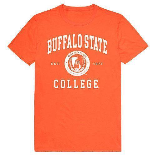 Buffalo State College Bengals NCAA Seal Tee T-Shirt