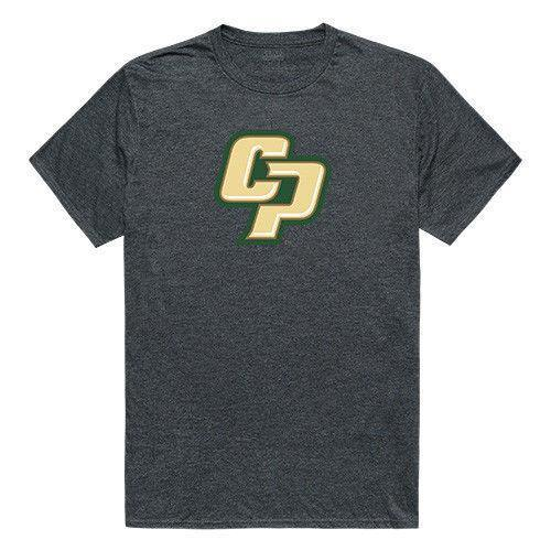 Cal Poly California Polytechnic State Mustangs NCAA Cinder Tee T-Shirt