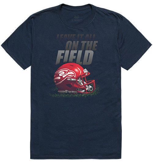 Liberty University Flames NCAA Gridiron T-Shirt