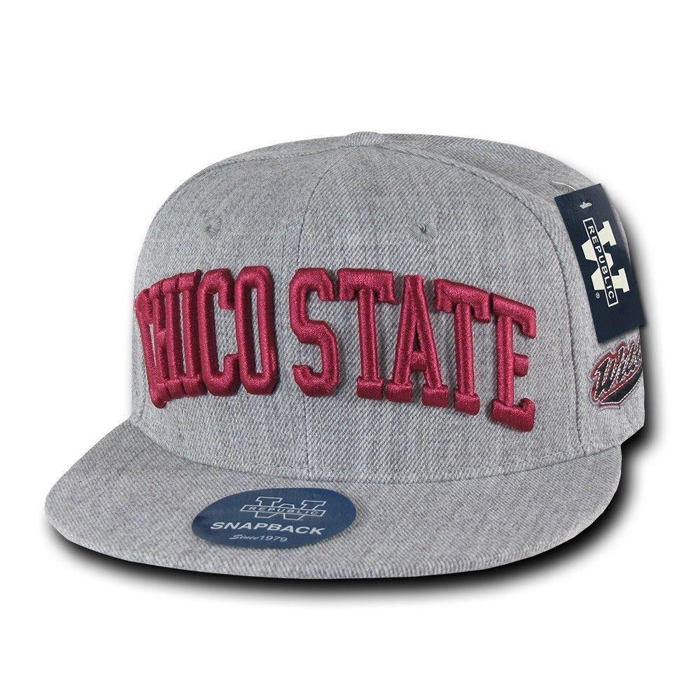 NCAA California State University Chico Wildcats Game Day Fitted Caps Hats