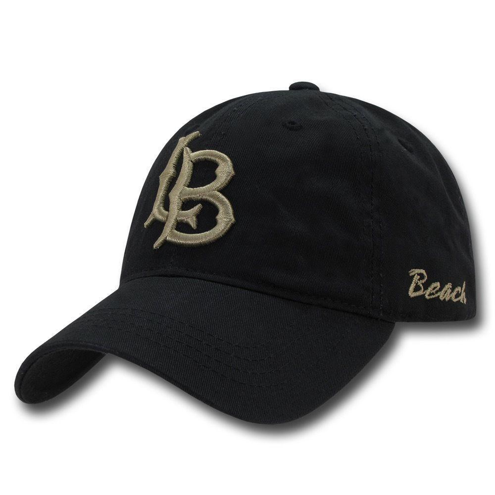 NCAA Csulb Csu Long Beach State 49Ers California Cotton Baseball Caps Hats