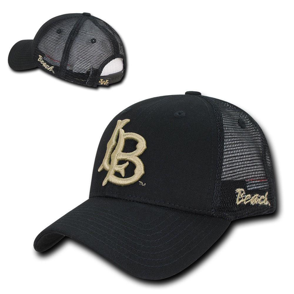 NCAA Csulb Long Beach State 49Ers California Trucker Baseball Caps Hats