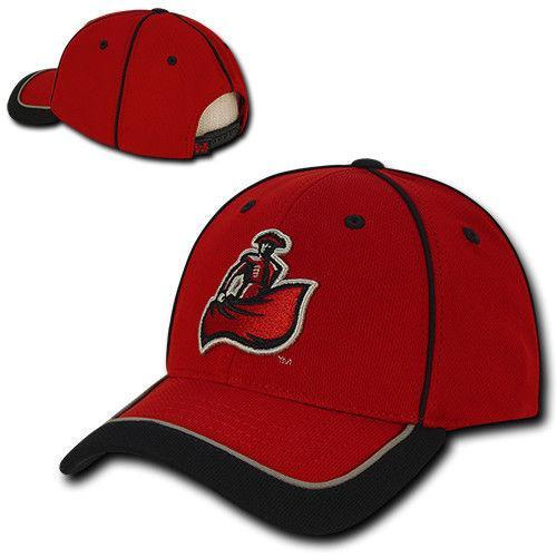 NCAA Csun Cal State University Northridge Structured Piped Baseball Caps Hats