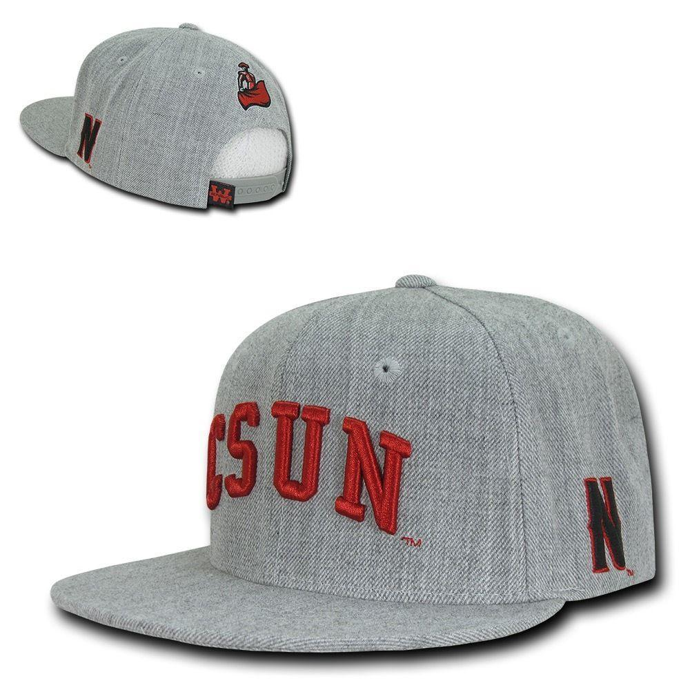 NCAA Csun California State Northridge U Matadors Game Day Snapback Caps Hats