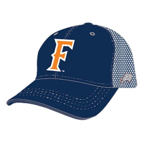 NCAA Fullerton Cal State University Cotton Structured Trucker Baseball Caps Hats