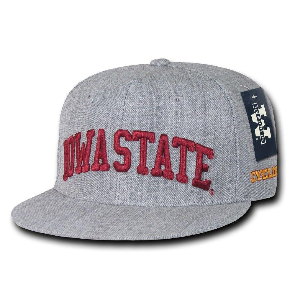 NCAA Iowa State University Cyclones Game Day Fitted Caps Hats