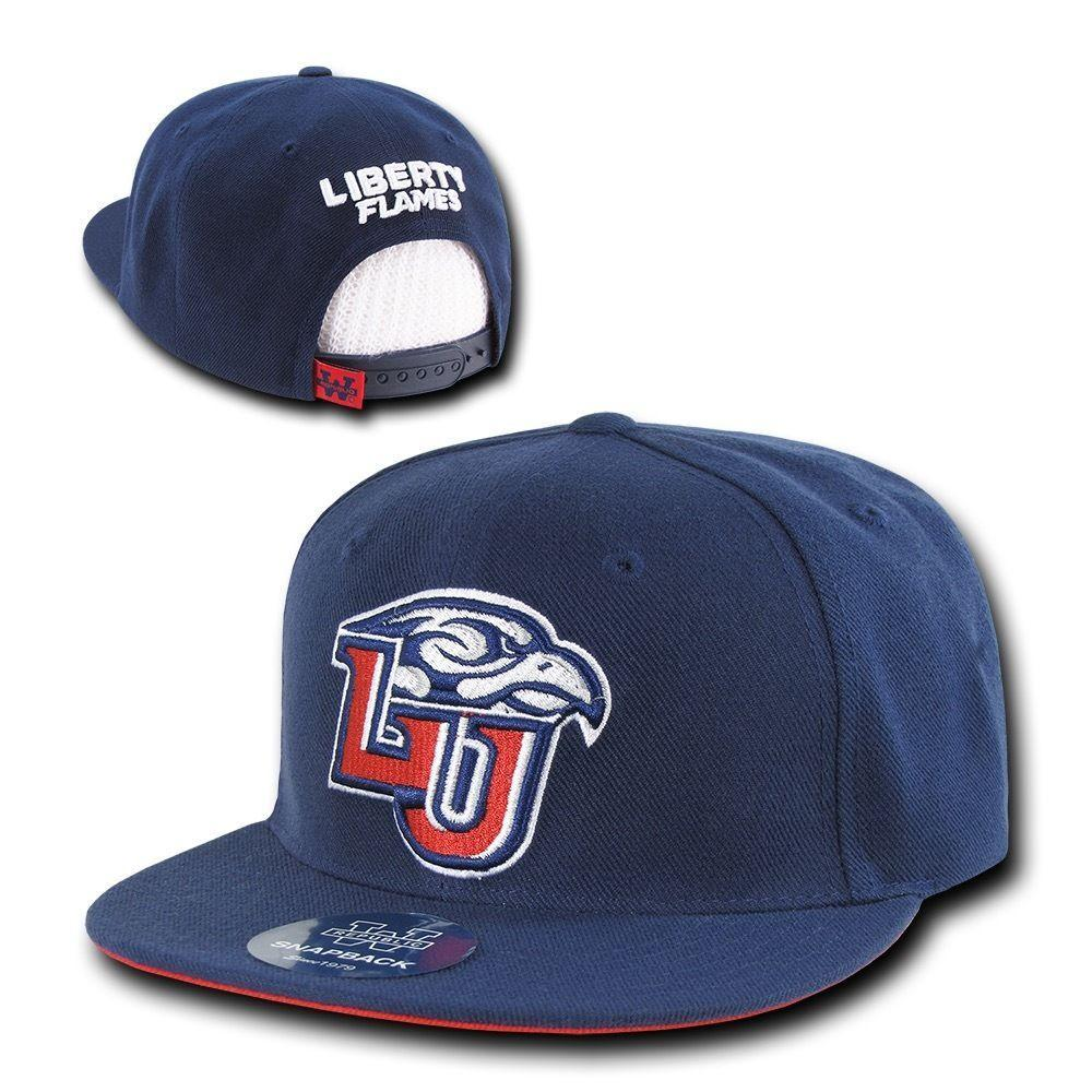 NCAA Liberty University Liberty Flames Freshmen Snapback Baseball Caps Hats