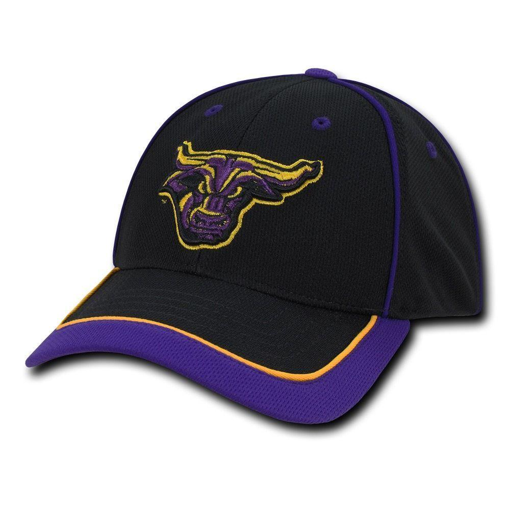 NCAA Mankato Minnesota State U Mavericks Structured Piped Baseball Caps Hats