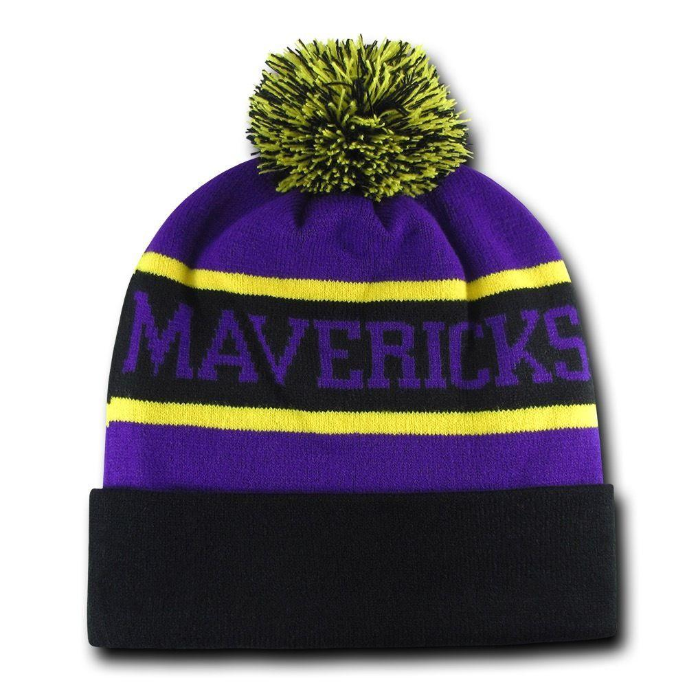 NCAA Mankato Minnesota State University Mavericks The Legend Beanie Nl, Blkpur