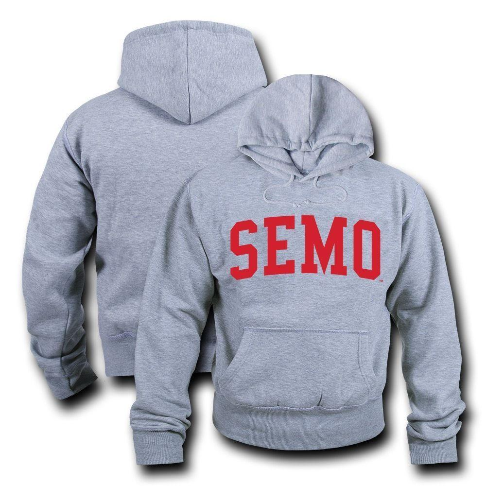 NCAA Semo Southeast Missouri State University Hoodie Sweatshirt Game Day Fleece