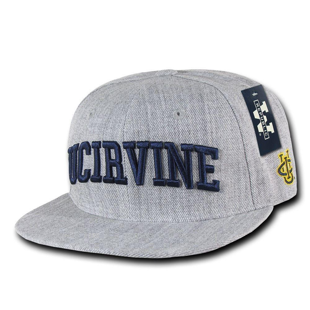 NCAA Uci Anteaters Irvine University Of California Game Day Snapback Caps Hats
