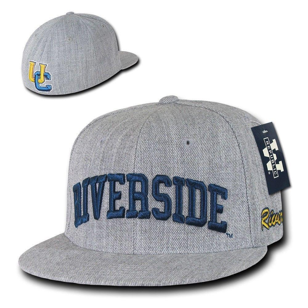 NCAA Ucr University Of California Riverside Highlanders Game Fitted Caps Hats