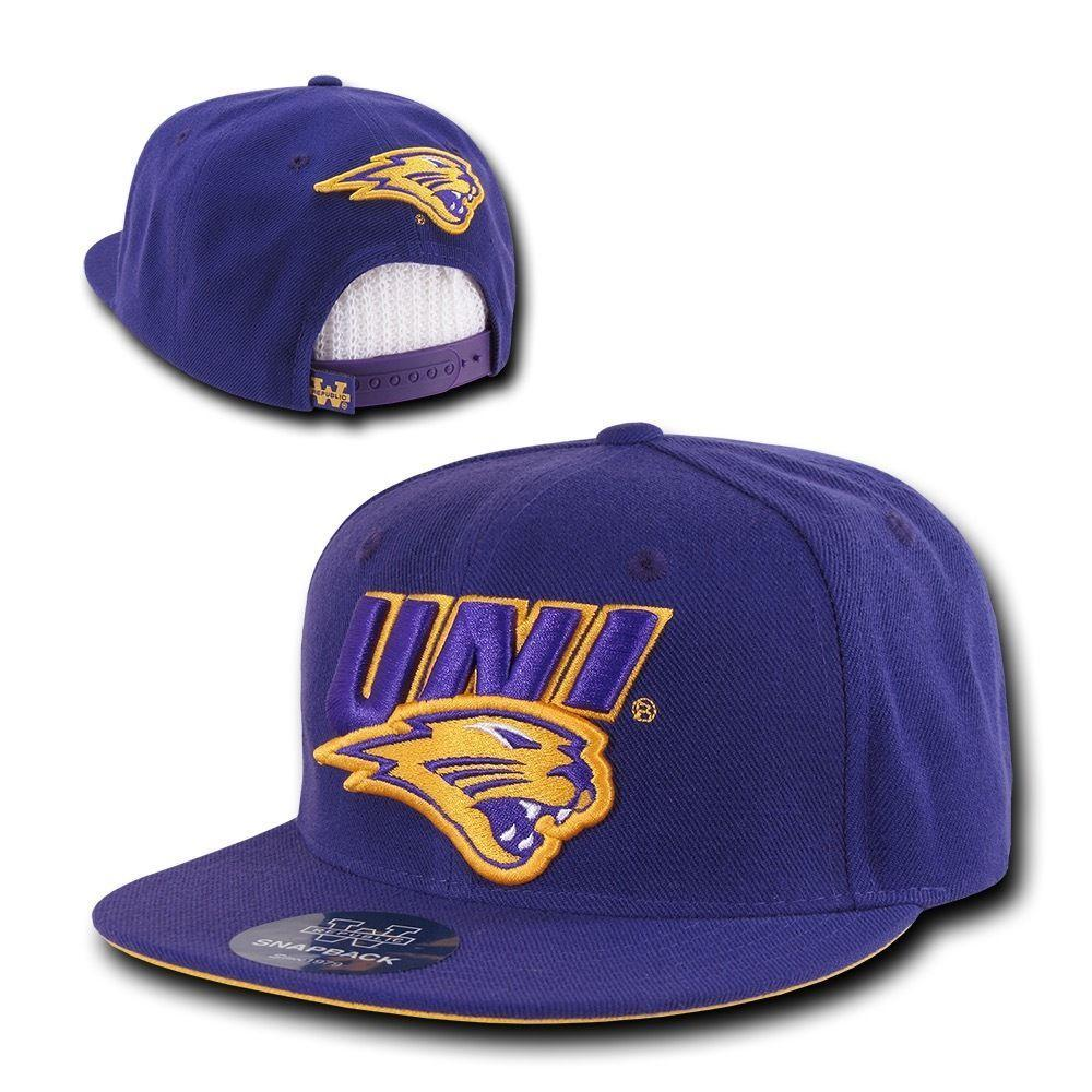 NCAA University Of Northern Iowa Panthers Freshmen Snapback Baseball Caps Hats