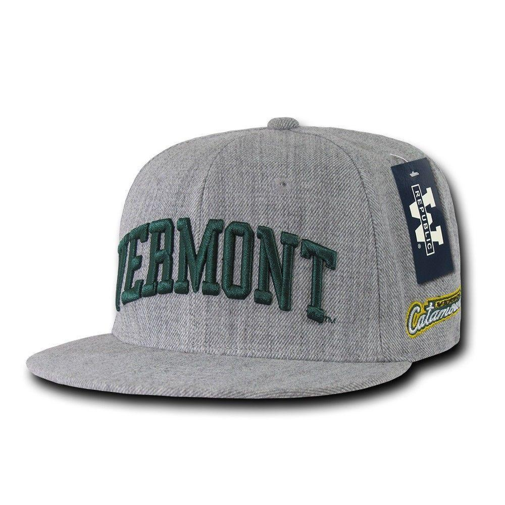 NCAA University Of Vermont Catamounts Game Day Fitted Caps Hats
