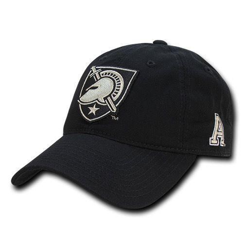 NCAA USma United States Military Academy 6 Panel Relaxed Cotton Baseball Caps