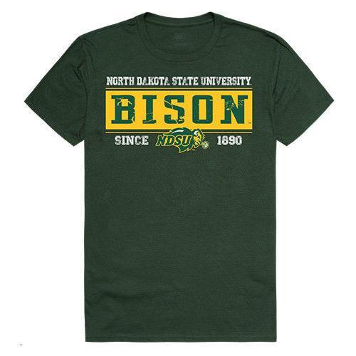 Ndsu North Dakota State Uni Bison Thundering Herd NCAA Established Tee T-Shirt